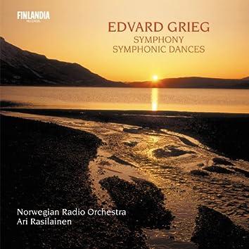 Edvard Grieg : Symphony, Symphonic Dances