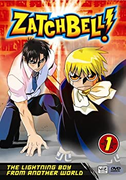 Zatch Bell!, Vol. 1: The Lightning Boy From Another World B000ALM4KI Book Cover