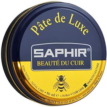 Saphir Pate De Luxe Shoe Polish 50ml - Neutral
