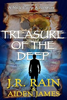 Treasure of the Deep  Nick Caine Book 2