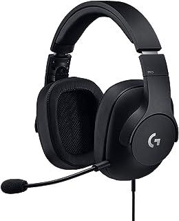 Logicool G ゲーミングヘッドセット G-PHS-001 ブラック 2.1ch ステレオ ノイズキャンセリング マイク 付き PC PS4 Switch 3.5mm usb 軽量 G Pro 国内正規品 2年間メーカー保証
