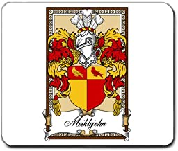 Meiklejohn Family Crest Coat of Arms Mouse Pad
