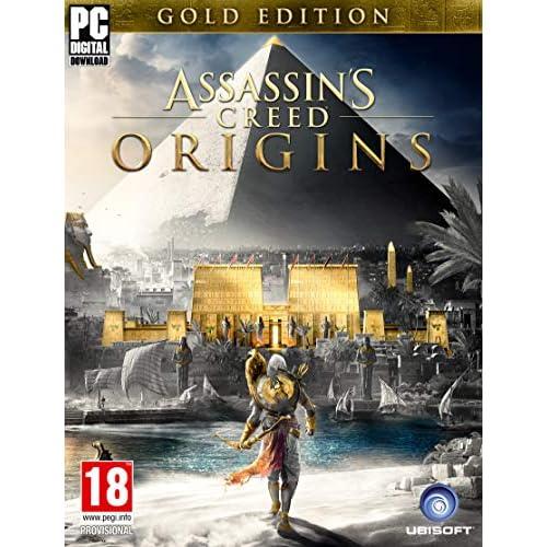 Assassin's Creed Origins | Uplay - Gold Edition | Codice Uplay per PC