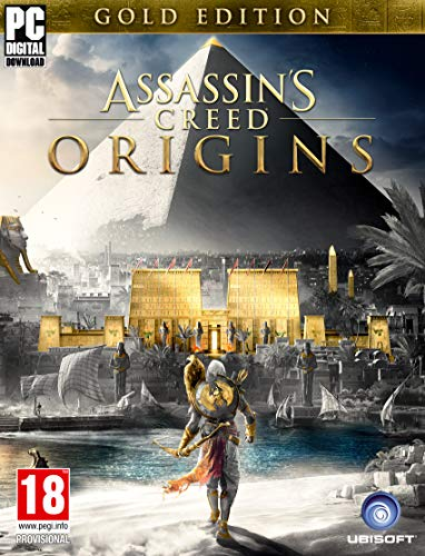 Assassin's Creed Origins | Uplay - Gold Edition | Código Uplay para...