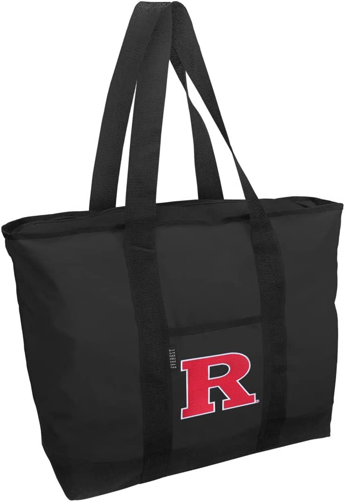 Bargain sale Broad Bay Rutgers University Tote Bag Best Shopping RU Max 72% OFF Tra Totes