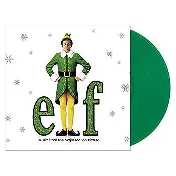 Elf Soundtrack Green Vinyl