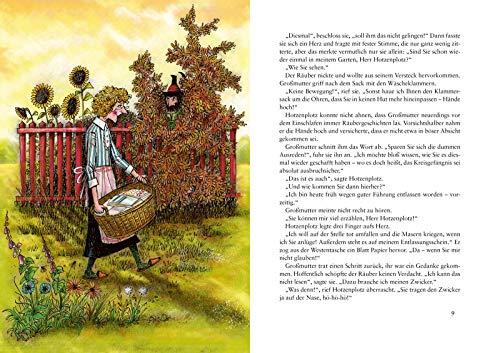 Der Räuber Hotzenplotz 3: Schluss mit der Räuberei: 3. Band des Kinderbuch-Klassikers ab 6 Jahren, gebundene Ausgabe bunt illustriert (3)