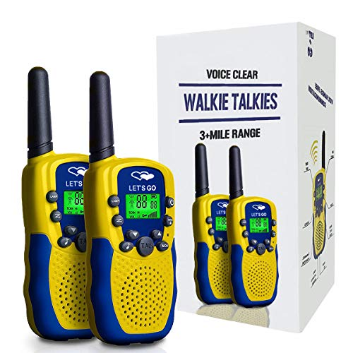 Walkie Talkies for Kids $12.15 (55% OFF)
