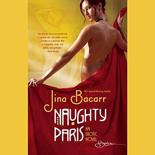 Naughty Paris audiobook cover art