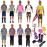 EuTengHao 34Pcs Doll Clothes and Accessories...