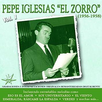 "Pepe Iglesias ""El Zorro"" (1956 - 1958) (Remastered)"