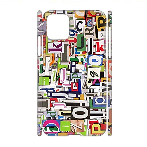 Desconocido Have with Letter Child Abs Phone Cases Slim Thin Compatible For iPhone 12 Pro