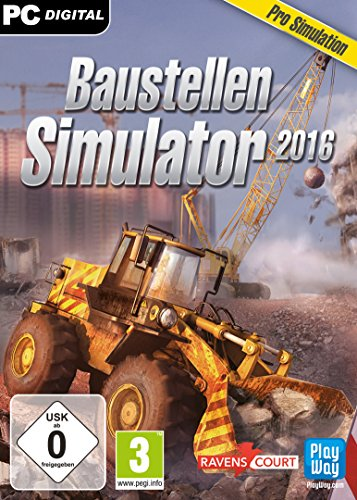 Baustellen-Simulator 2016 [PC Code - Steam]