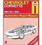 [(Chevrolet Corvette (1984-1996) Automotive Repair Manual)] [Author: Mike Stubblefield] published on (November, 1997)