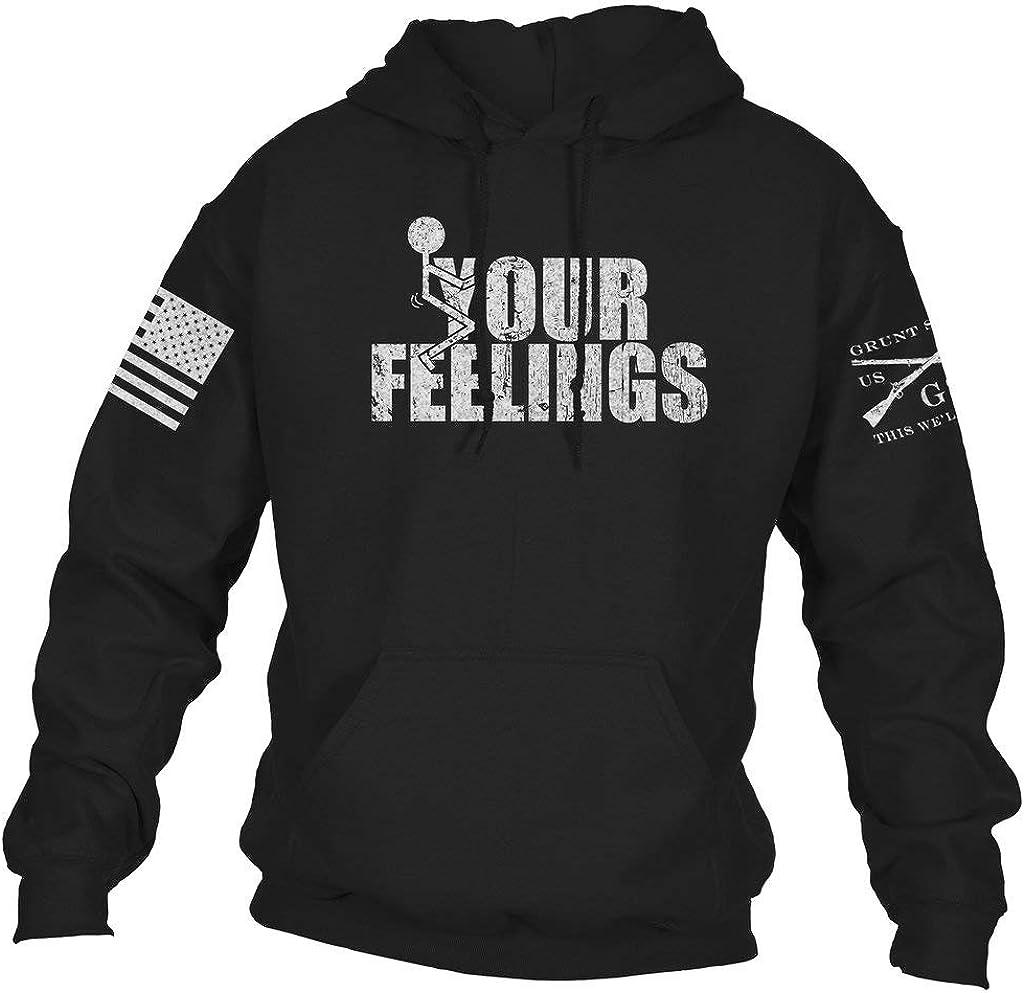 Grunt Style F Your Feelings Unisex Hoodie