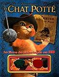 Le Chat Potté: Le livre de coloriages en 3D