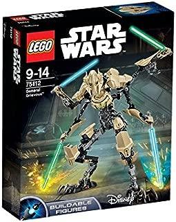 LEGO Star Wars Episode III Revenge of the Sith General Grievous Action Figure