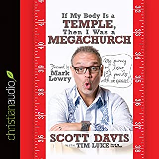 If My Body Is a Temple, Then I Was a Megachurch audiobook cover art