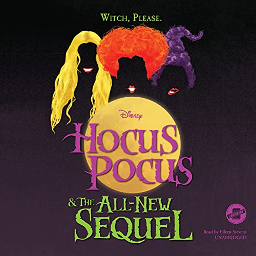 Hocus Pocus and the All-New Sequel cover art