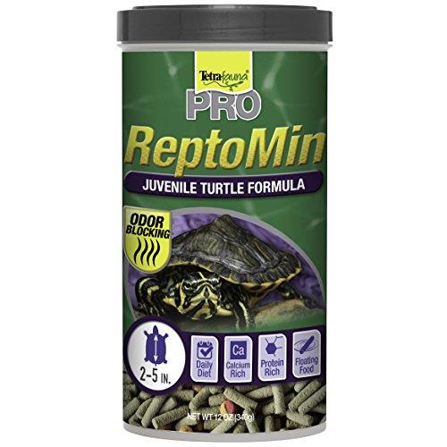 Tetra 77096-00 fauna Pro ReptoMin Juvenile Turtle Formula Sticks,12 oz. (77096)