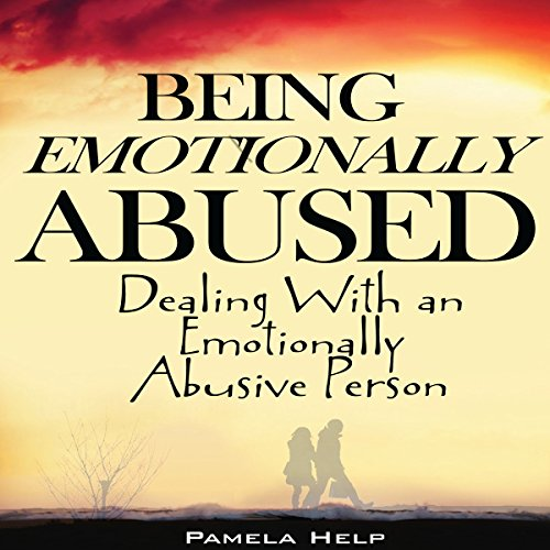 Being Emotionally Abused audiobook cover art