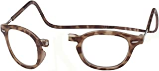 Clic Magnetic Vintage Oval Reading Glasses