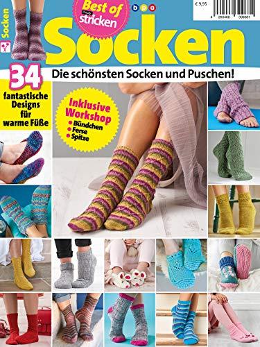 Best of Simply Stricken: Socken: Die schönsten Socken und Puschen!