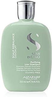 Alfaparf Milano Semi di Lino Scalp Rebalance Purifying Low Shampoo, 250 ml