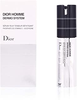 Christian Dior Anti-Fatigue Firming Eye Serum, Homme Dermo System, 0.5 Ounce