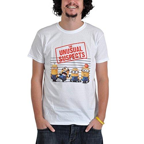 Ich Einfach Unverbesserlich 2 T-Shirt - Unusual Suspects (L)