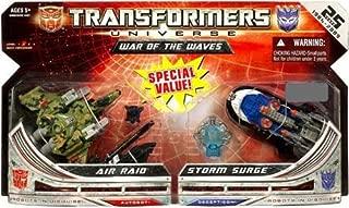 Transformers Universe Air Raid vs. Storm Surge