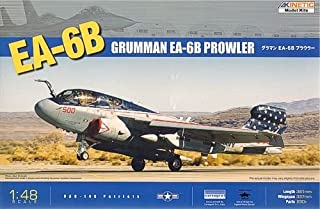 Kinetic 1/48 EA6B Prowler Electronic Warfare Attack Aircraft