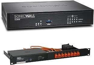 SonicWall | TZ300 TotalSecure 1 YR Bundle | Firewall + Rackmount Kit | 01-SSC-0581 + RM-SW-T4