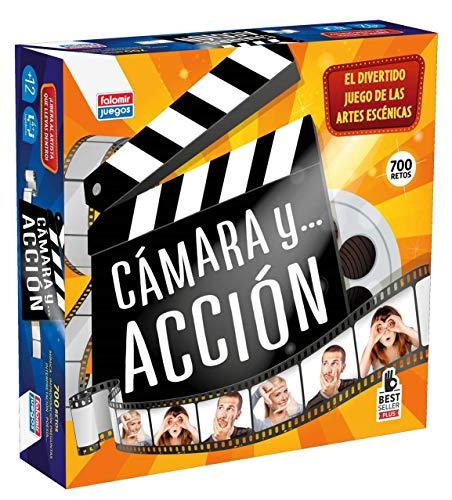 Cámara y acción (25008)