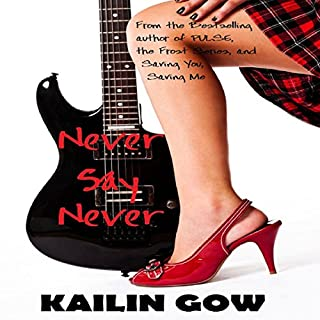 Never Say Never     Never Knights, Book 1               By:                                                                                                                                 Kailin Gow                               Narrated by:                                                                                                                                 Alyson Grauer                      Length: 4 hrs and 37 mins     28 ratings     Overall 3.9