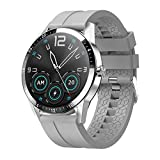 KMF SmartWatch Hombres Bluetooth Call Smart Watch Android iOS...