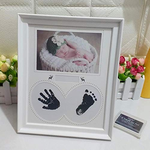 KKLIKE 1Pcs Bebé Marco de fotos Recién nacido Marco de fotos Pared...