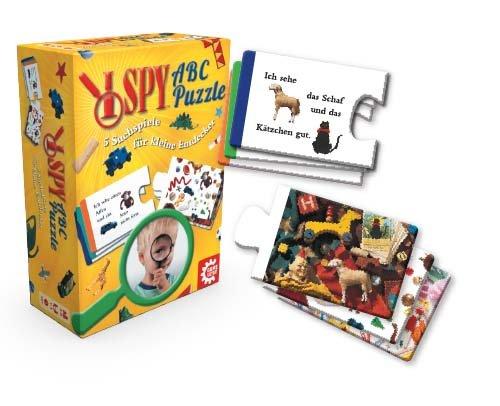 Game Factory 646114 – I Spy – ABC Puzzle, Mot et Image Jeu