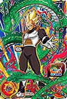 スーパードラゴンボールヒーローズ第8弾/SH8-SCP4 ベジータ:ゼノ SCP