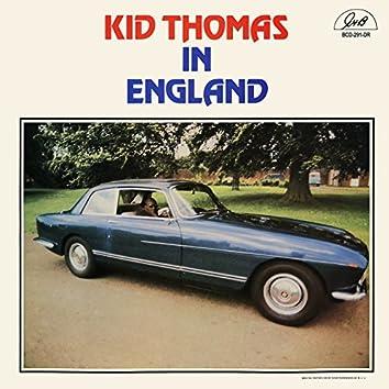 Kid Thomas in England
