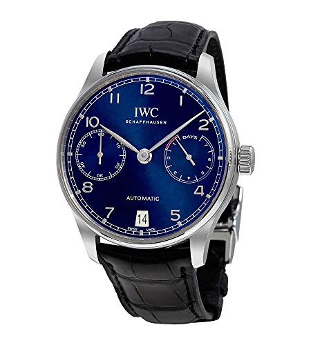 IWC Portugieser Automatic Blue Dial...