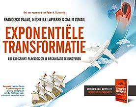 Exponentiële transformatie: het ExO Sprint-playbook om je organisatie te innoveren