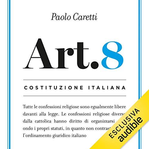 Articolo 8 cover art