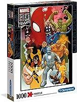 5347 マーベル 80周年 ジグソーパズル パズル 1000ピース Marvel 80Years Puzzle [並行輸入品]