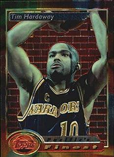 1993-94 Finest #127 Tim Hardaway PF NBA Basketball Trading Card