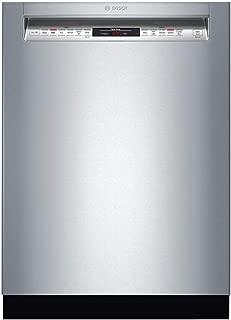 bosch recessed handle dishwasher