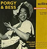 Gershwin : Porgy and Bess. Smallens.
