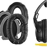 Geekria Almohadillas para auriculares Bose Aviation Headset X, A10 de repuesto para audífonos, almohadillas para orejas, almohadillas de repuesto