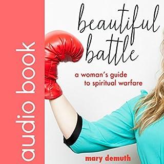 Beautiful Battle audiobook cover art