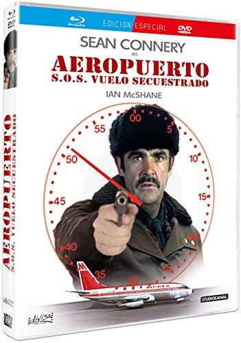 Aeropuerto: S.O.S. Vuelo secuestrado [Blu-ray]